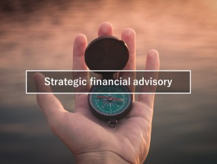 Strategic financial advisory